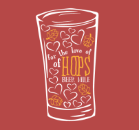 For the Love of Hops Beer Mile