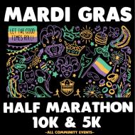 Mardi Gras Half Marathon, 10K & 5K