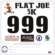 Flat Joe 5K & 1 Mile Run