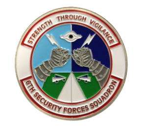 6th Security Forces, MacDill AFB, Tampa, FL