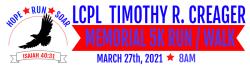LCpl Timothy Creager Memorial 5K