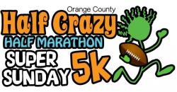 Super Sunday 5K/ Half Crazy Half Marathon