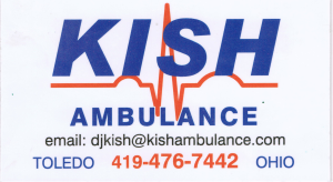 Kish Ambulance
