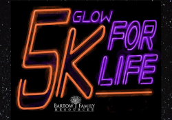 Glow for Life 5K & 1M