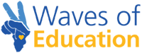 Waves of Education - Run Toward a Better Future
