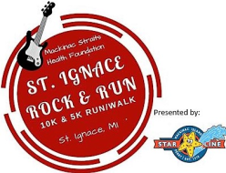 2021 St. Ignace Rock & Run 10K and 5K - Presented by Star Line Ferry Service