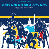 BEST Kids Superhero 5K & Fun Run