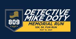 Detective Mike Doty Memorial Run