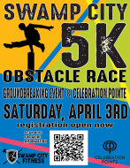 Swamp City 5K Obstacle Course Race