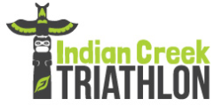 Indian Creek Triathlon Logo