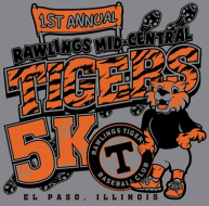 Rawlings Mid-Central Tiger Trot
