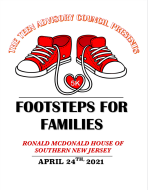 Footsteps for Families Virtual 5k