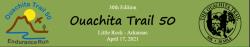 Ouachita Trail 50 Endurance Run
