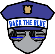 Back the Blue Virtual Races