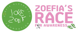 Zoefia's Race For Awareness