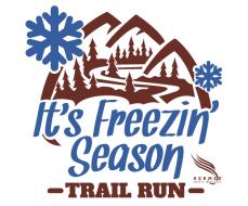 It's Freezin' Season Trail Run #2