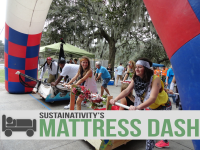 Sustainativity's Fourth Annual Mattress Dash
