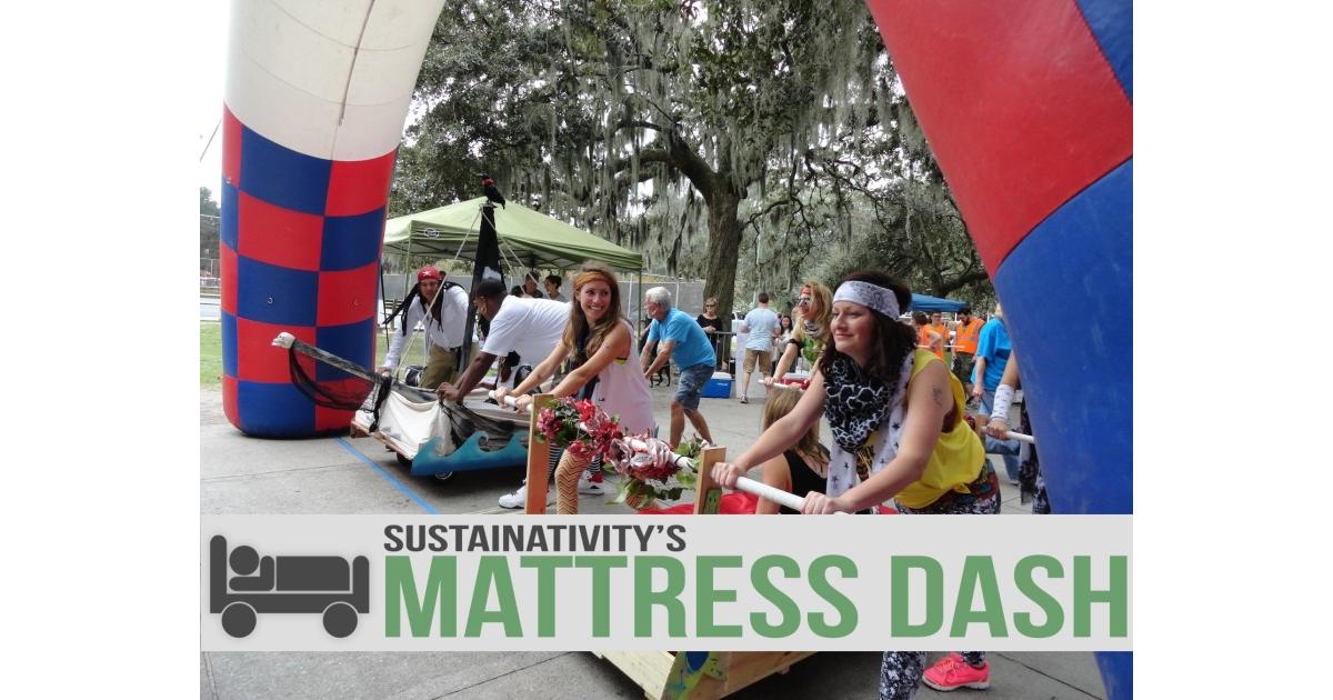 Sustainativity's Fourth Annual Mattress Dash
