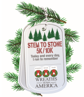 Stem to Stone Remembrance Run presented by Wreaths Across America