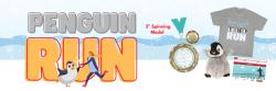 Penguin Run Virtual Race 2021
