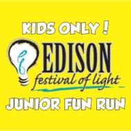 Edison Festival of Light Junior Run