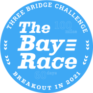 The Bay Race Three Bridge Challenge