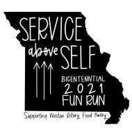 Weston Missouri Bicentennial Fun Run