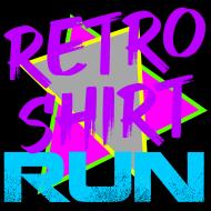 Retro Shirt Run