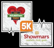 HEARTest Yard + Showmars 5K/Challenge