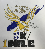 West Babylon Virtual 5K Run / 1 Mile Walk