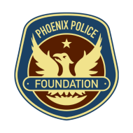Phoenix Police Foundation Honor Run/Walk/Row Logo