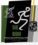 Northwest Indiana ROTC Resolution 5K (Virtual Challenge)