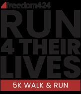 Run 4 Their Lives Lynchburg 5k Run/Walk