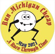A Race Through Time - Run Michigan Cheap