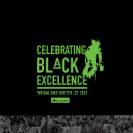 Celebrating Black Excellence Virtual Bike Ride 2021