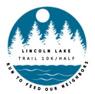 Lincoln Lake Trail 10K/Half Marathon