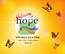 Infusing Hope Virtual Run/Walk Challenge