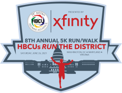 HBCUs Run the District 5K Run/Walk presented by Xfinity