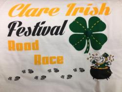 2021 Virtual Clare Irish Festival Road Race