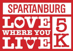Love Where You Live 5K & Kid's Downtown Dash presented by: Eggs Up Grill