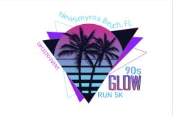 90's Glow Run 5K