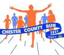 Chester County Run - Virtual 5K 2021