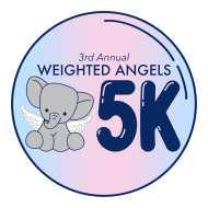 3rd Annual Weighted Angels 5k