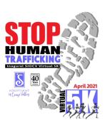 Stop Human Trafficking - Soroptimist International of Conejo Valley Virtual 5K