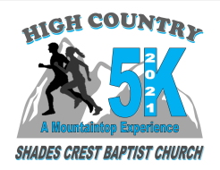 High Country 5K and 1 Mile Fun Run