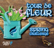 Tour de Fleur Virtual Spring Challenge