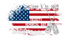 Trinity Memorial Day 5K