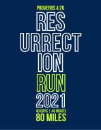 RESURRECTION RUN CHALLENGE BENEFITTING FCA