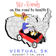 Abi & Friends On The Road To Health Virtual 5k