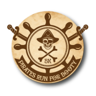 Pirates Run for Booty